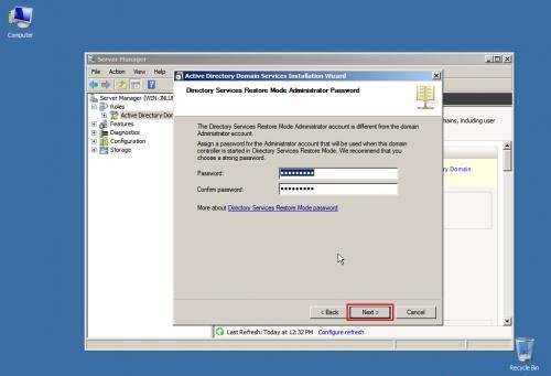آموزش راه اندازی شبکه به صورت دامین / Domain Networking