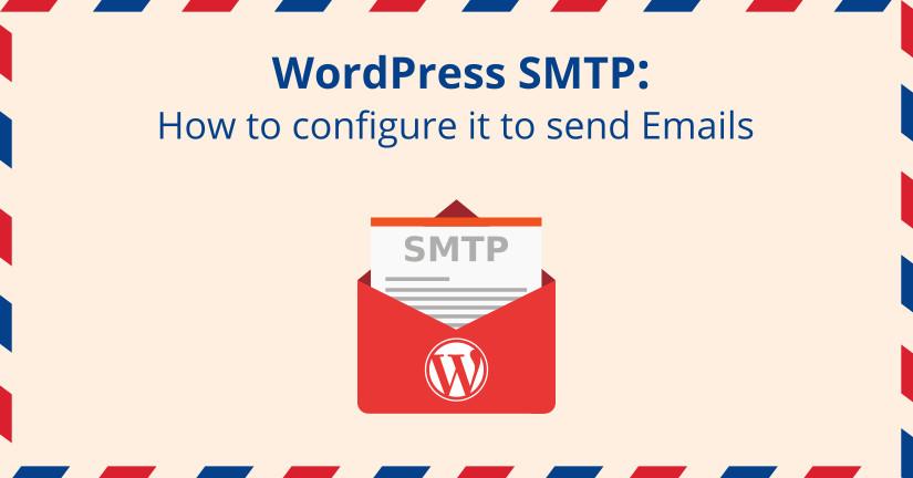 آموزش ارسال ایمیل از SMTP در Word press